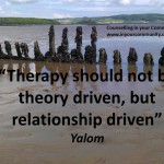 counselling relationship driven