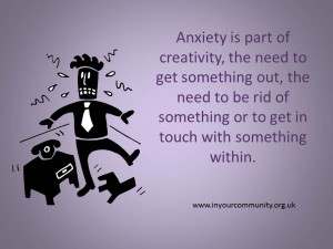 coping with symptoms of anxiety