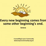 new beginning and new transitions