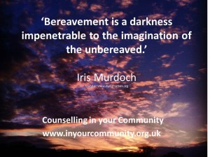 dying and bereavement