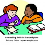 counselling skills in the workplace