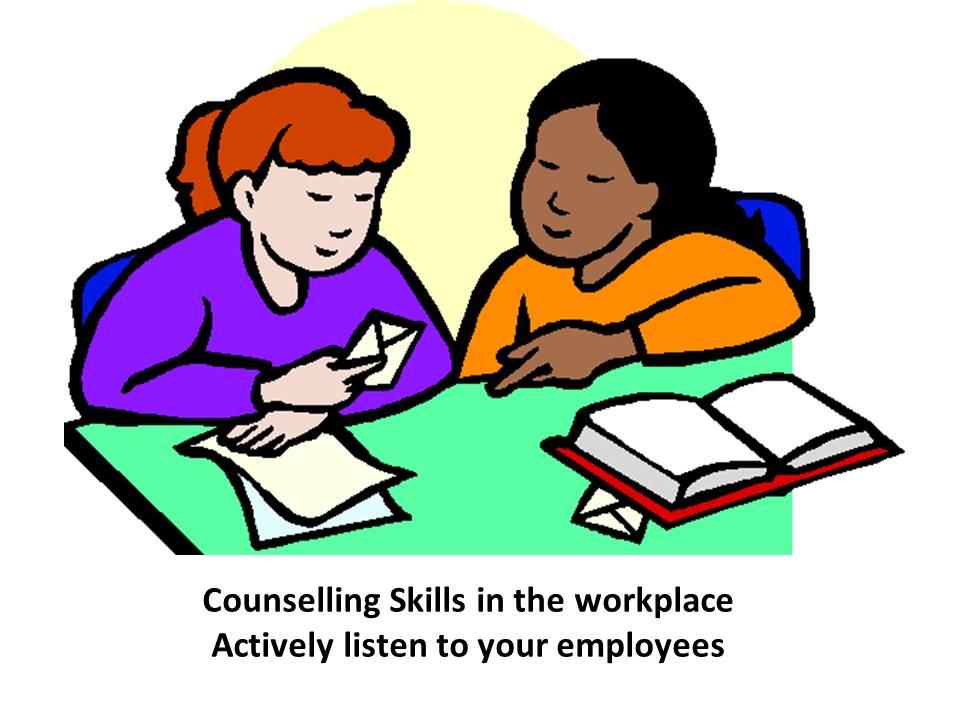 counselling skills 3 essay